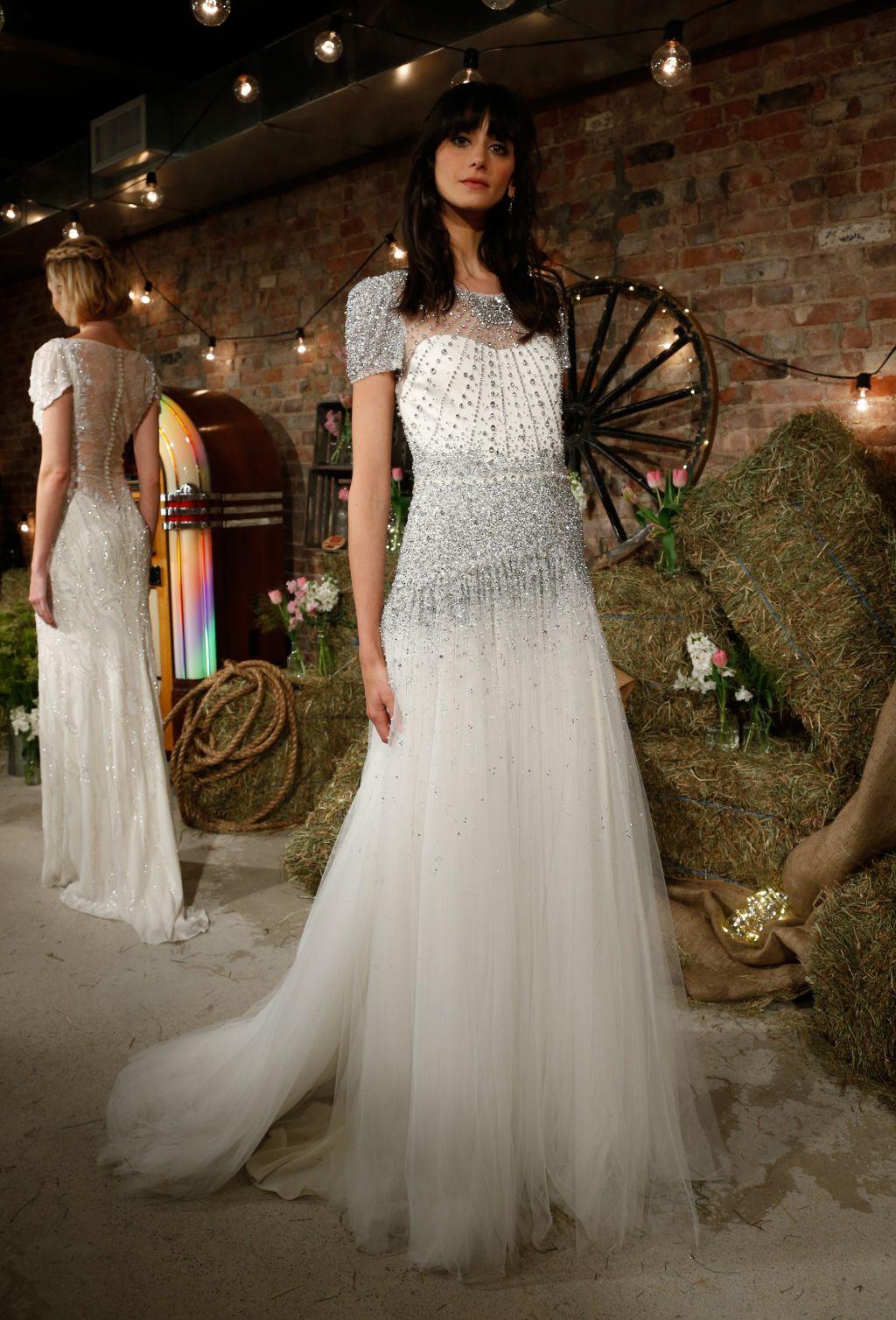 Jenny Packham Bridal Spring 2017 | Pinterest | Jenny packham bridal ...