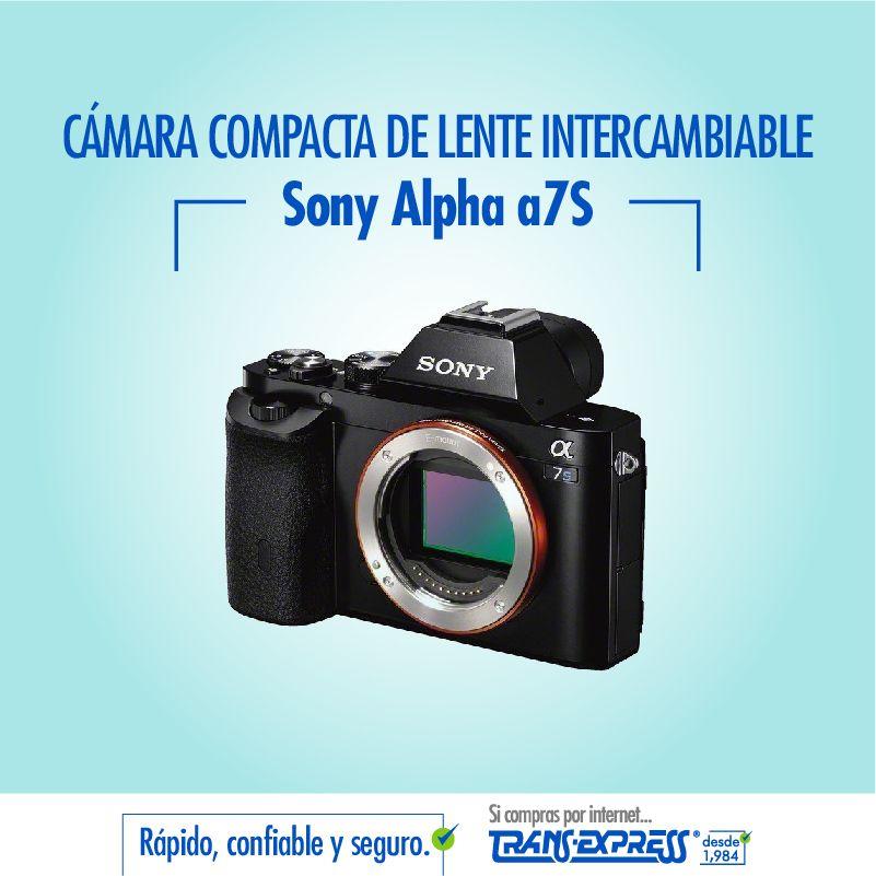 La cámara digital de lente intercambiable más compacta de todas.