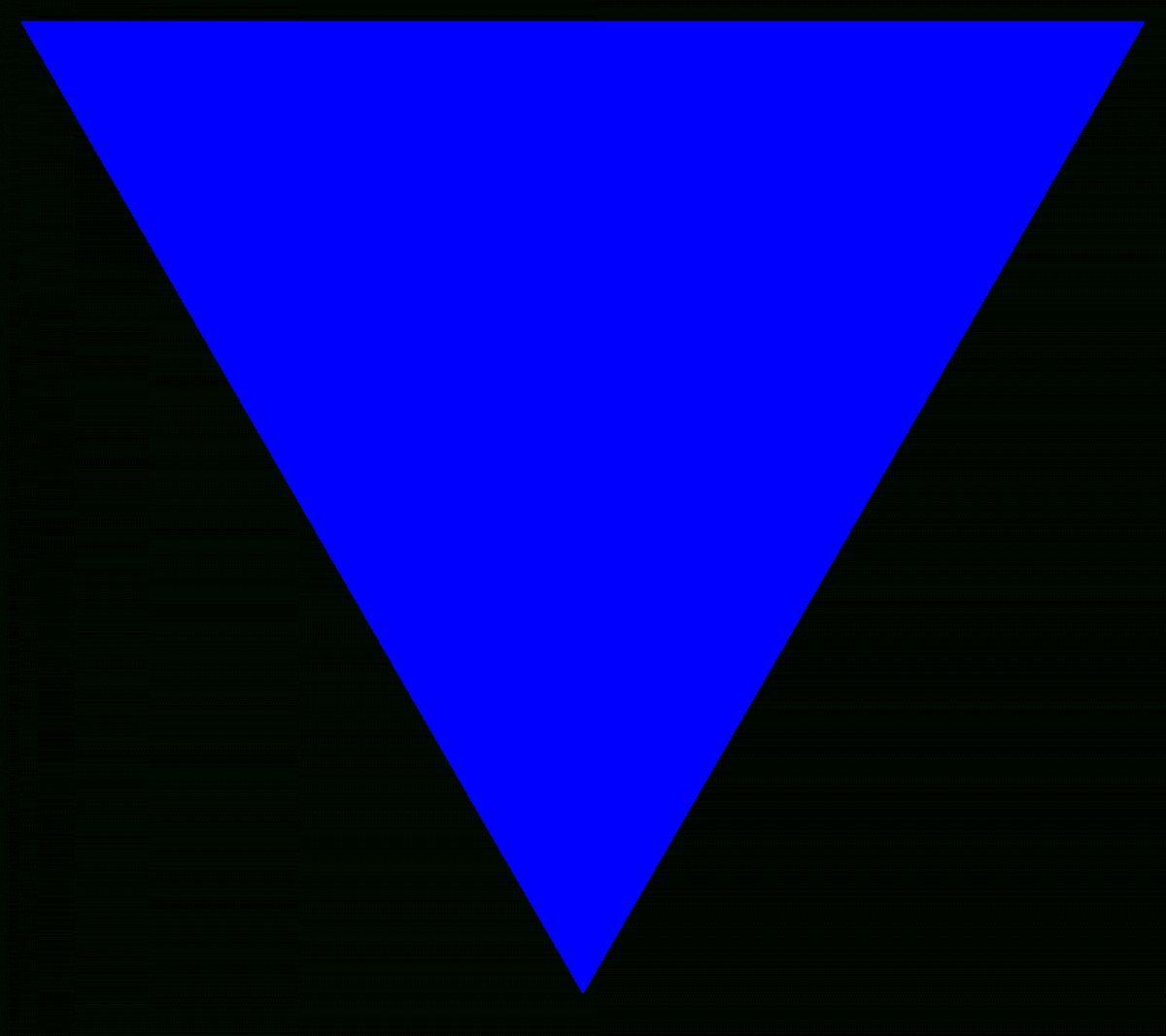 10 Blue Triangle Png Geometric Triangles Art Triangle Background Triangle