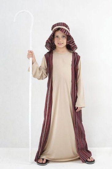 Herder Kostuum Herder Herderpak Herderkostuum Kerst Kostuum