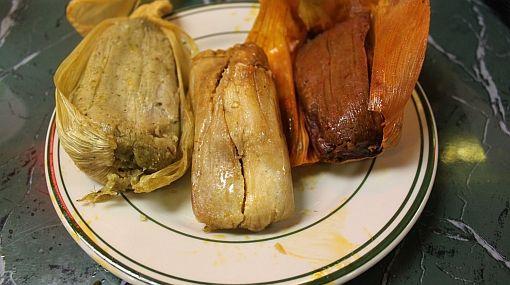 Los tamales le dan sabor a la fiesta de La Candelaria en México