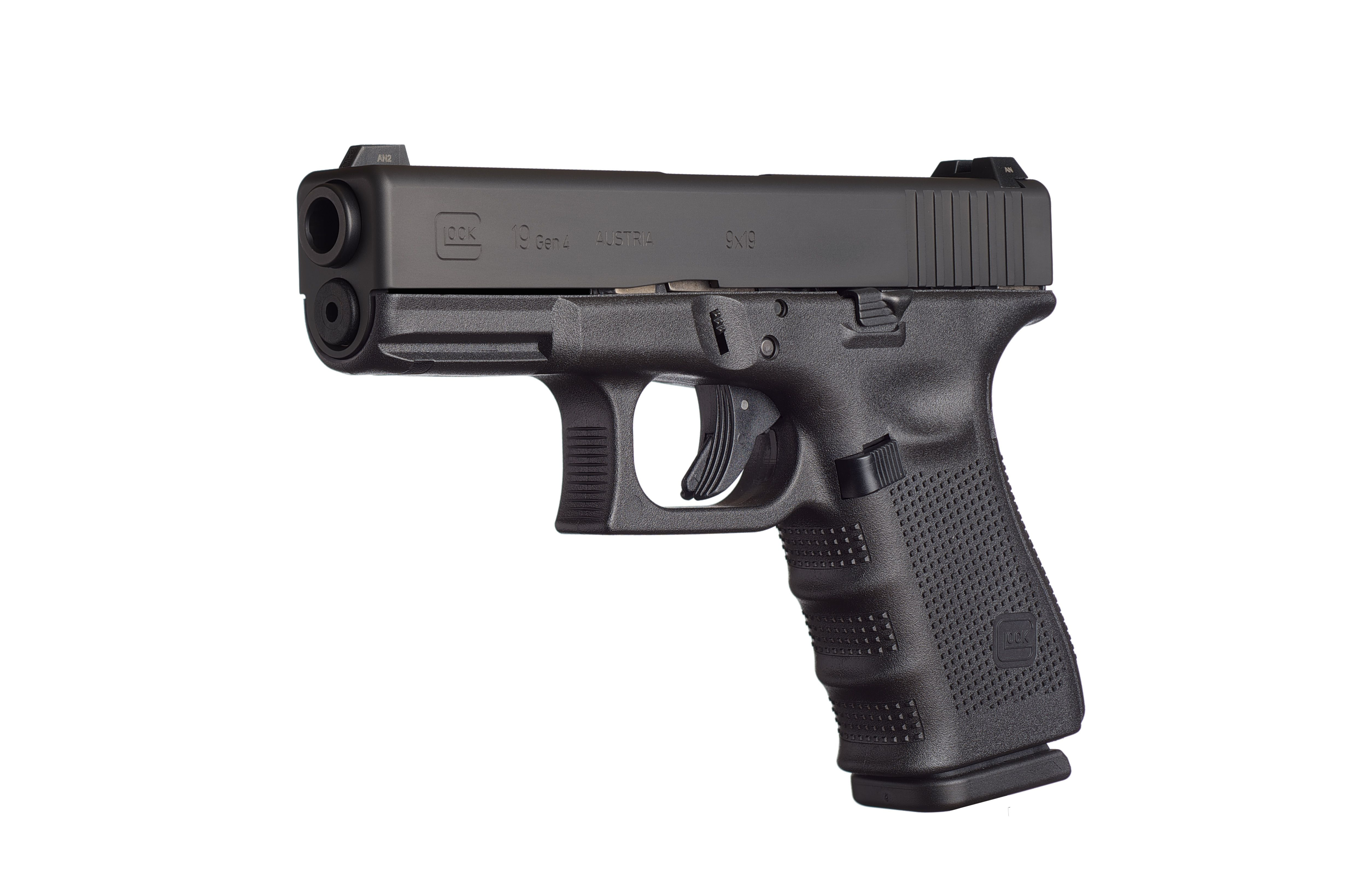 Seven Things You Didn't Know About the Glock 19, Glock 19 Gen 4.
