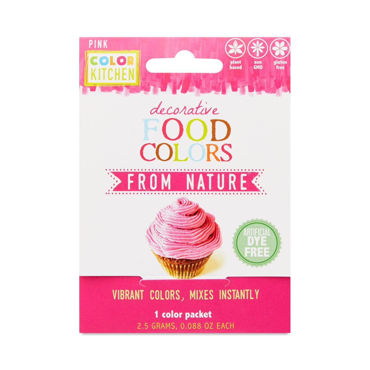 Pink Food Coloring | eat | Pink food coloring, Yellow food ...