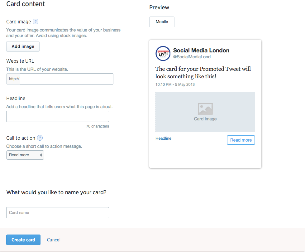 The Complete Guide to Twitter Cards