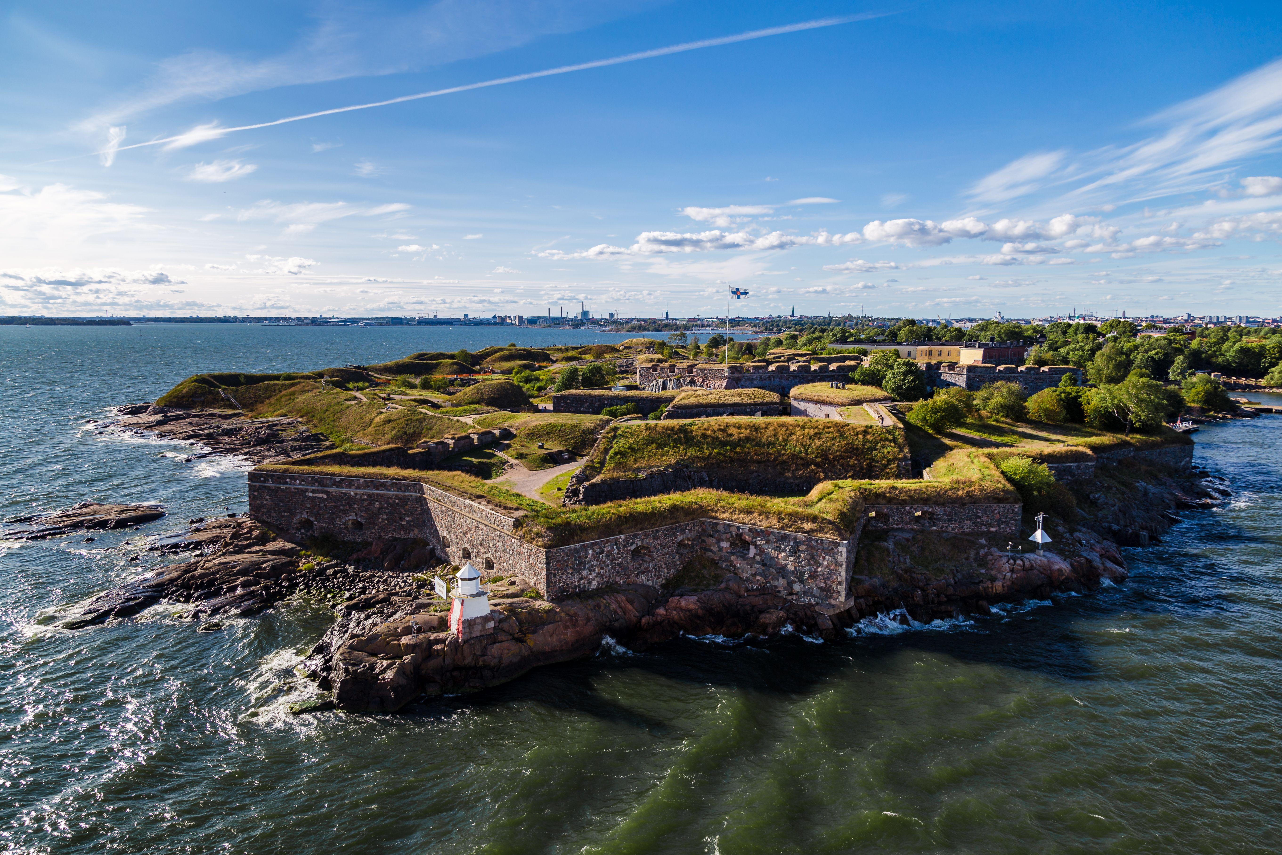 Island in Helsinki