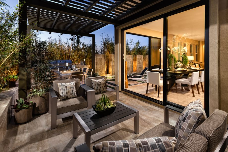 Stylist And Luxury Arizona Home And Garden Show. Toll Brothers  Let help you experience the luxuries of indoor outdoor living