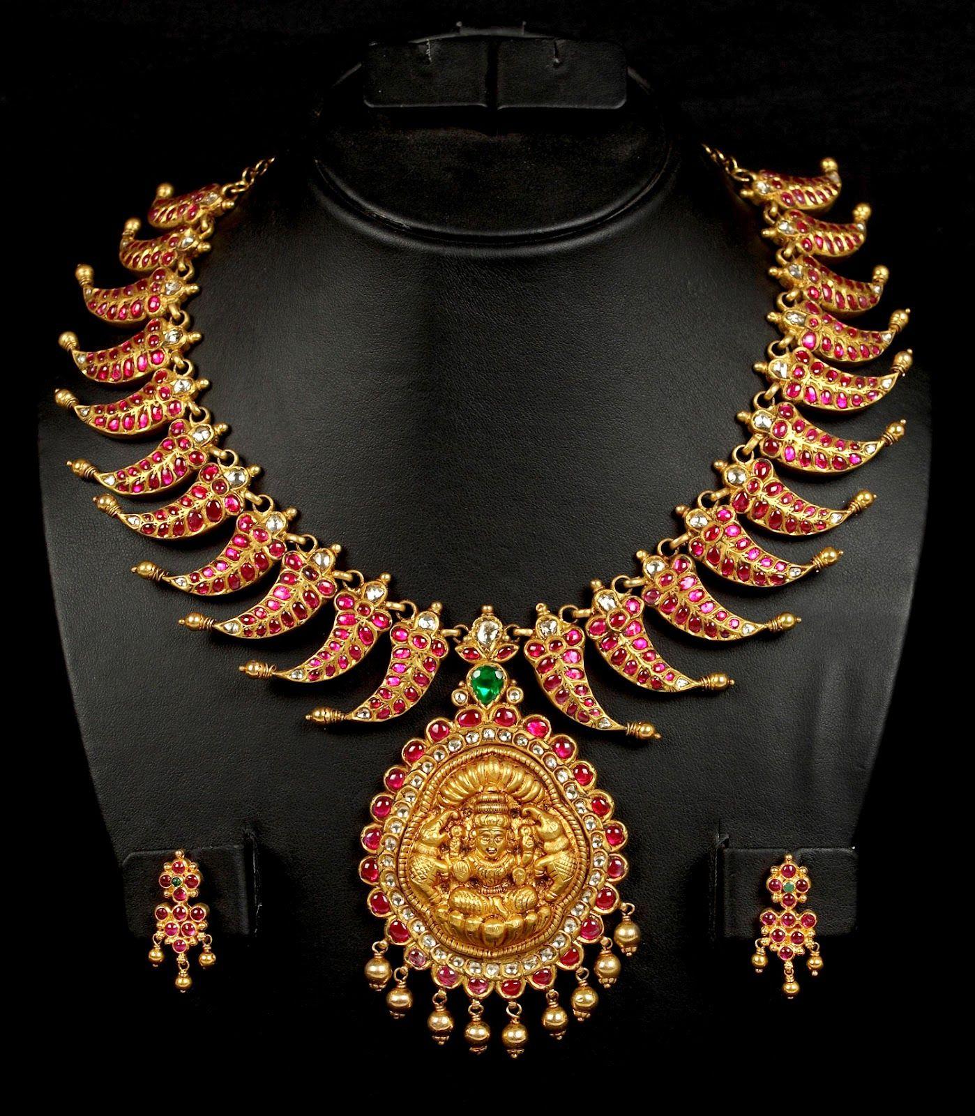 Mullai or Mottu Malai | Trendy n treditional gold designs ...