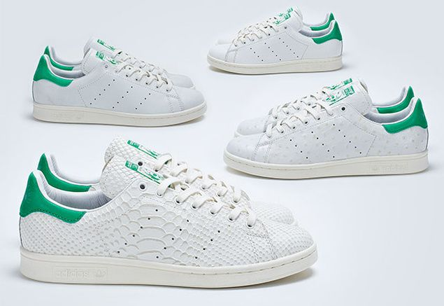 stan smith écailles