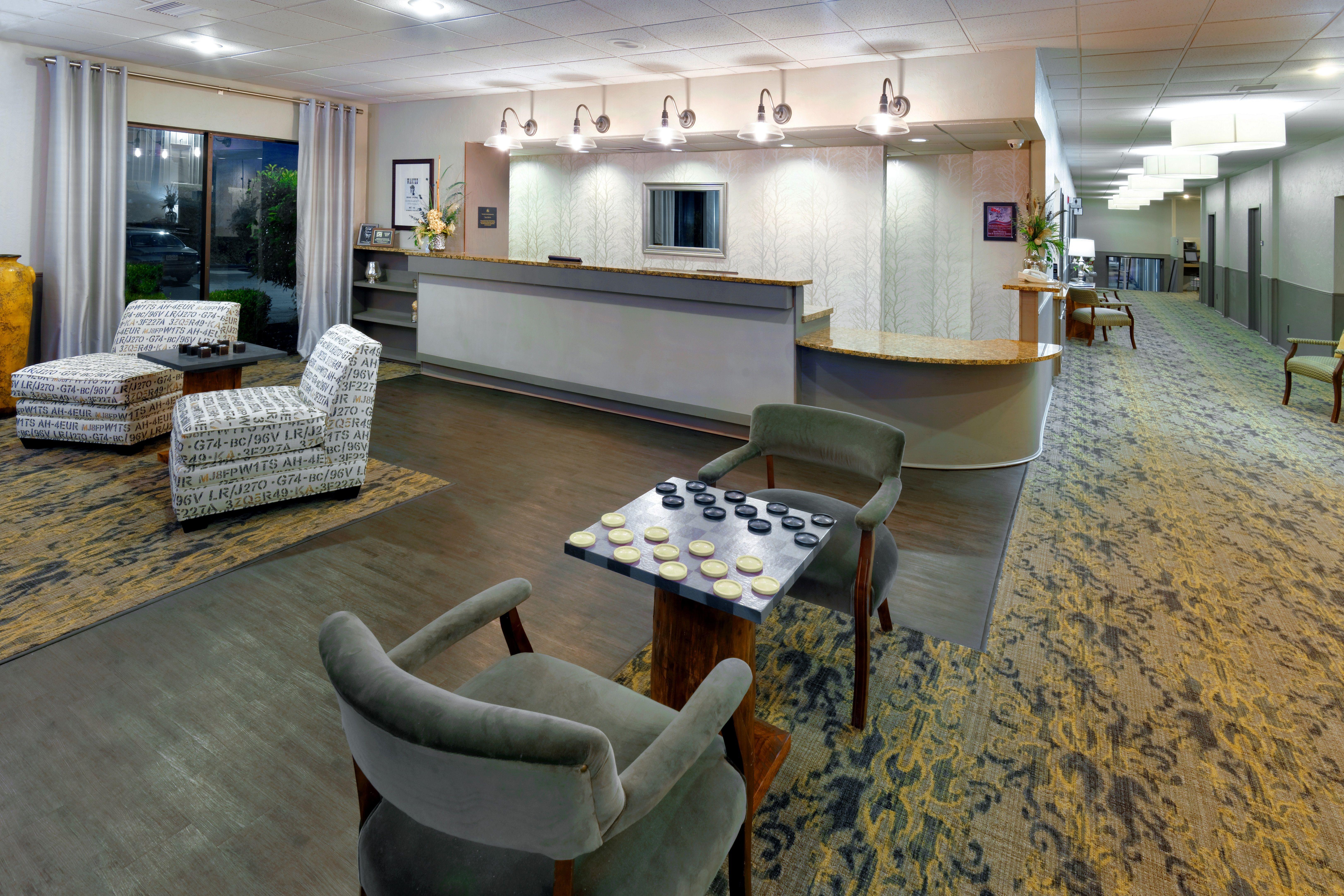 Best western branson inn conference center renovation