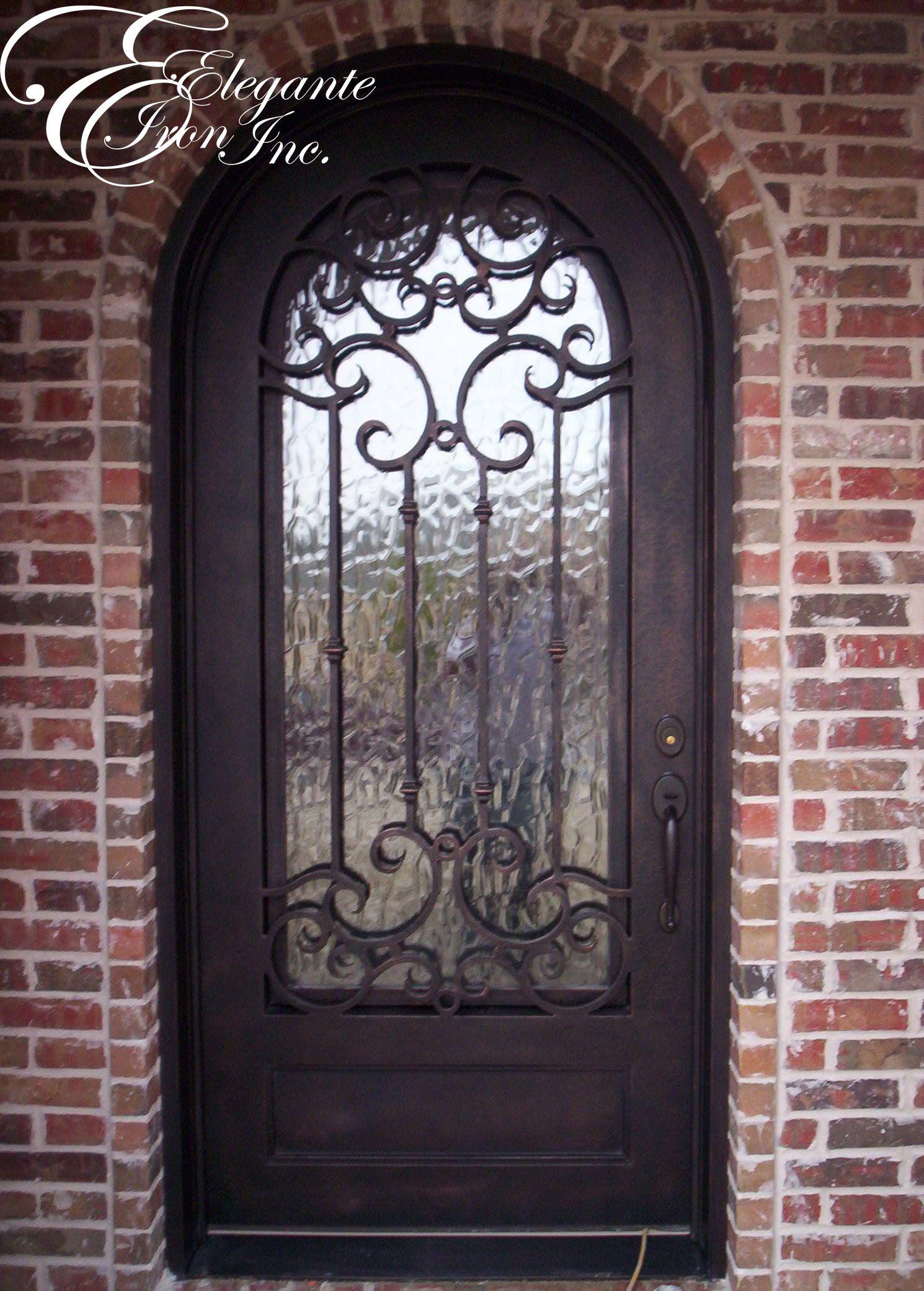 2080 #674643  Front Doors And More Front Doors Iron Front Door Doors Irons Wrought picture/photo Rod Iron Front Doors 43091490
