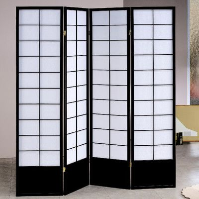 asia direct home products 4 panel room divider products rh pinterest com