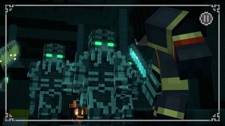 Get Minecraft Story Mode Season Two On Your Apple Device Here - Minecraft ahnliche spiele apple