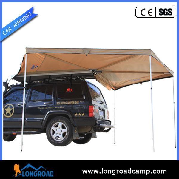Source Customized Canvas WaterproofFoxwing Awning Easy Carry Camp On Malibaba