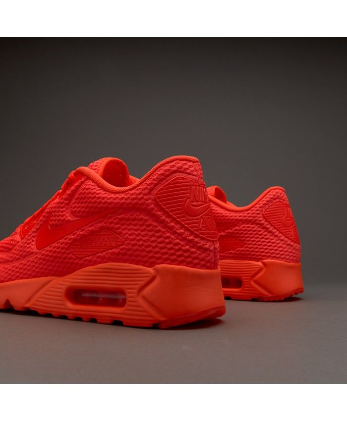 933536fe353 Nike Air Max 90 Ultra Breathe Total Crimson Cheap UK