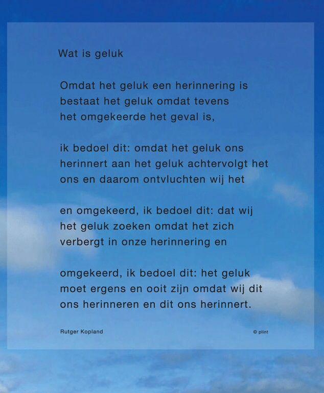 Bekende Citaten Literatuur : Rutger kopland poëzie pinterest gedichten