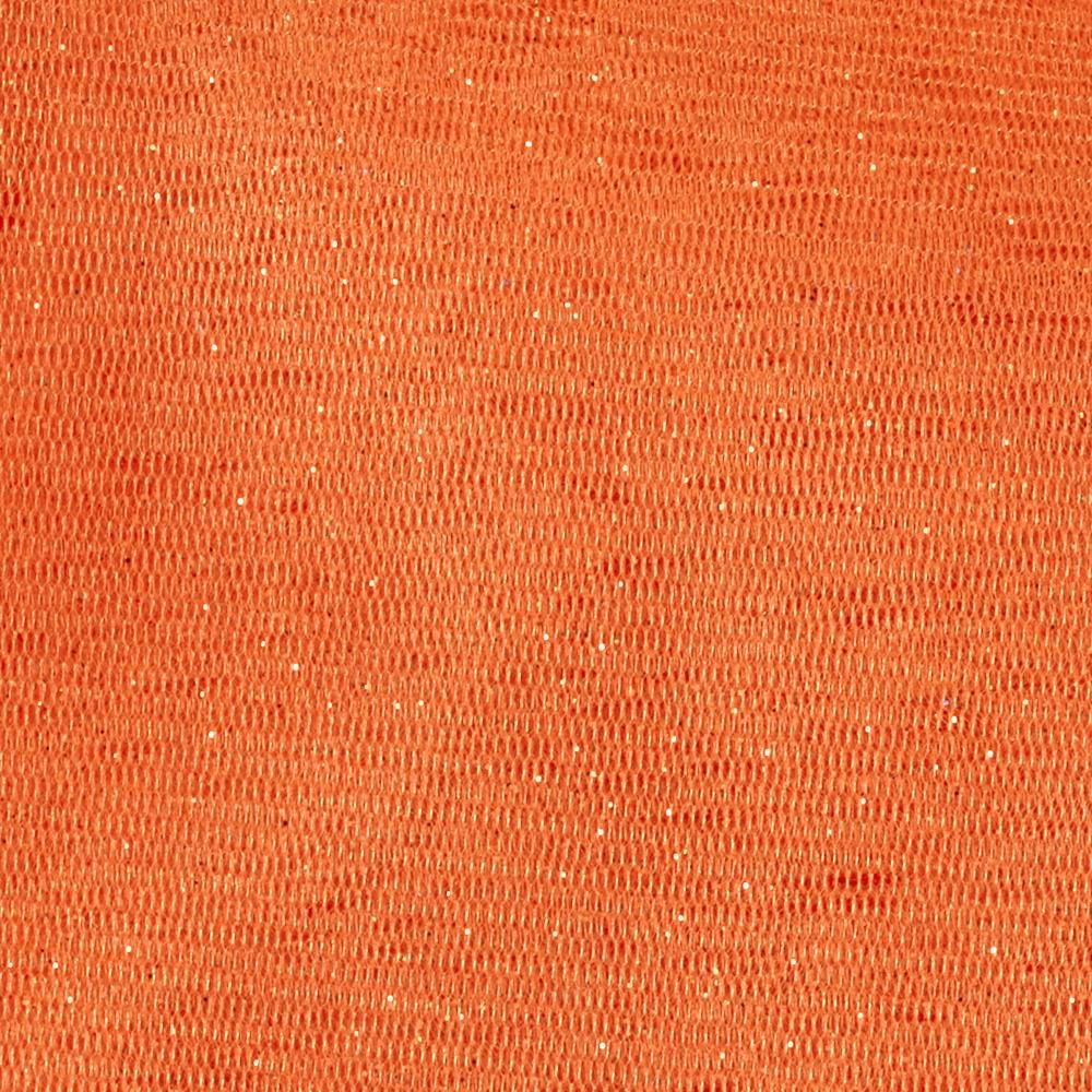 Sparkle tulle orange from fabricdotcom this lightweight tulle