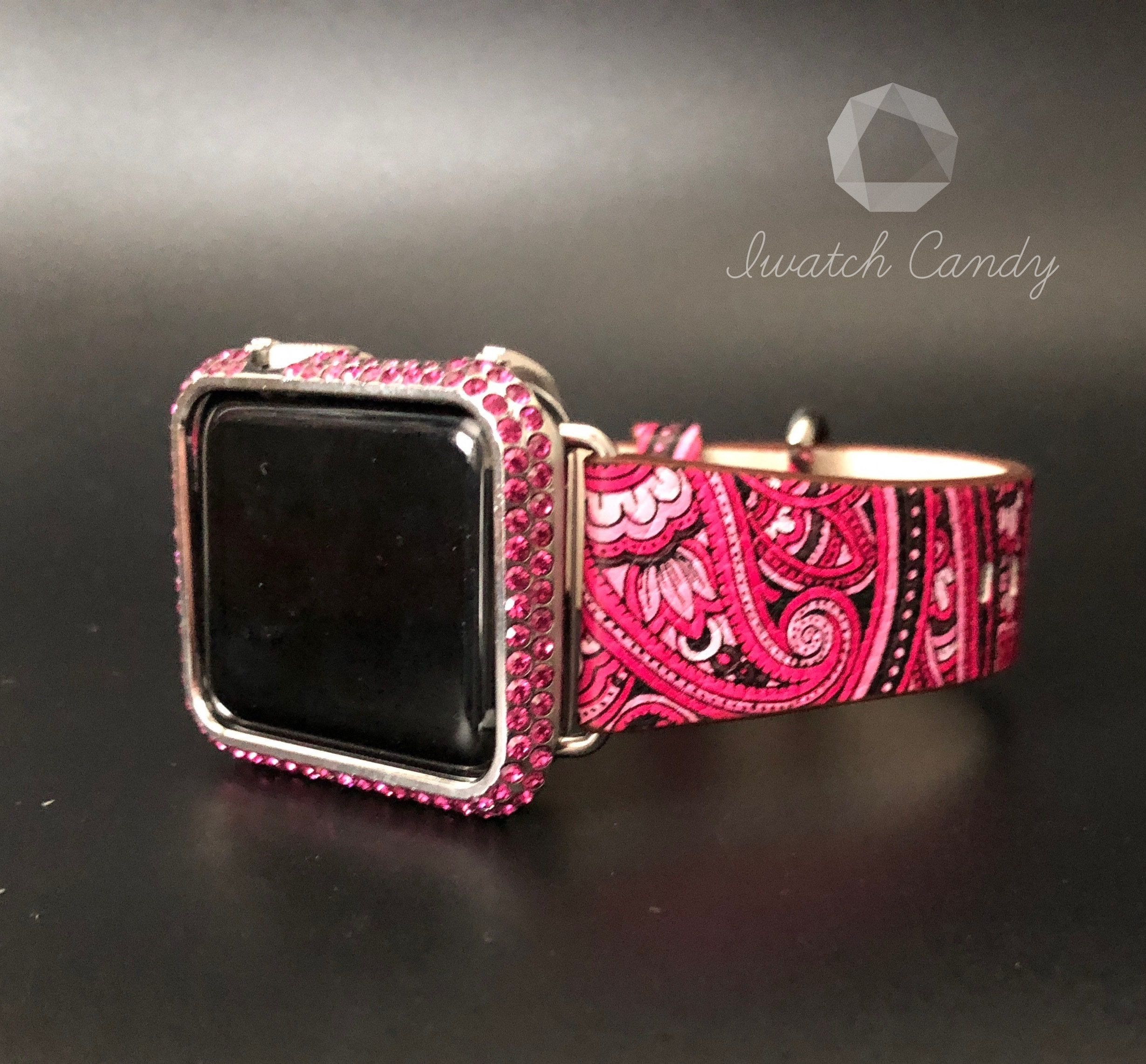 Apple Watch Band 42mm In Pink