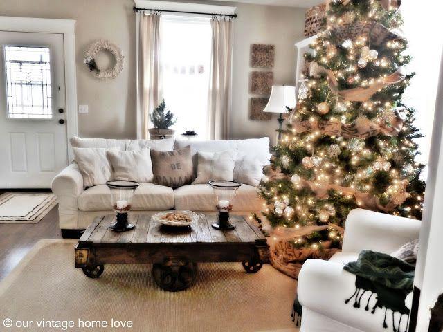 living room christmas restoration hardware home sweet home rh pinterest com