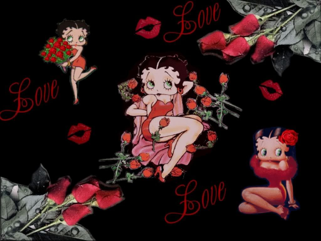 Largest Collection Betty Boop Images Line Description From
