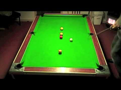 8 Ball Pool - Practice Routines - YouTube | Billiards in