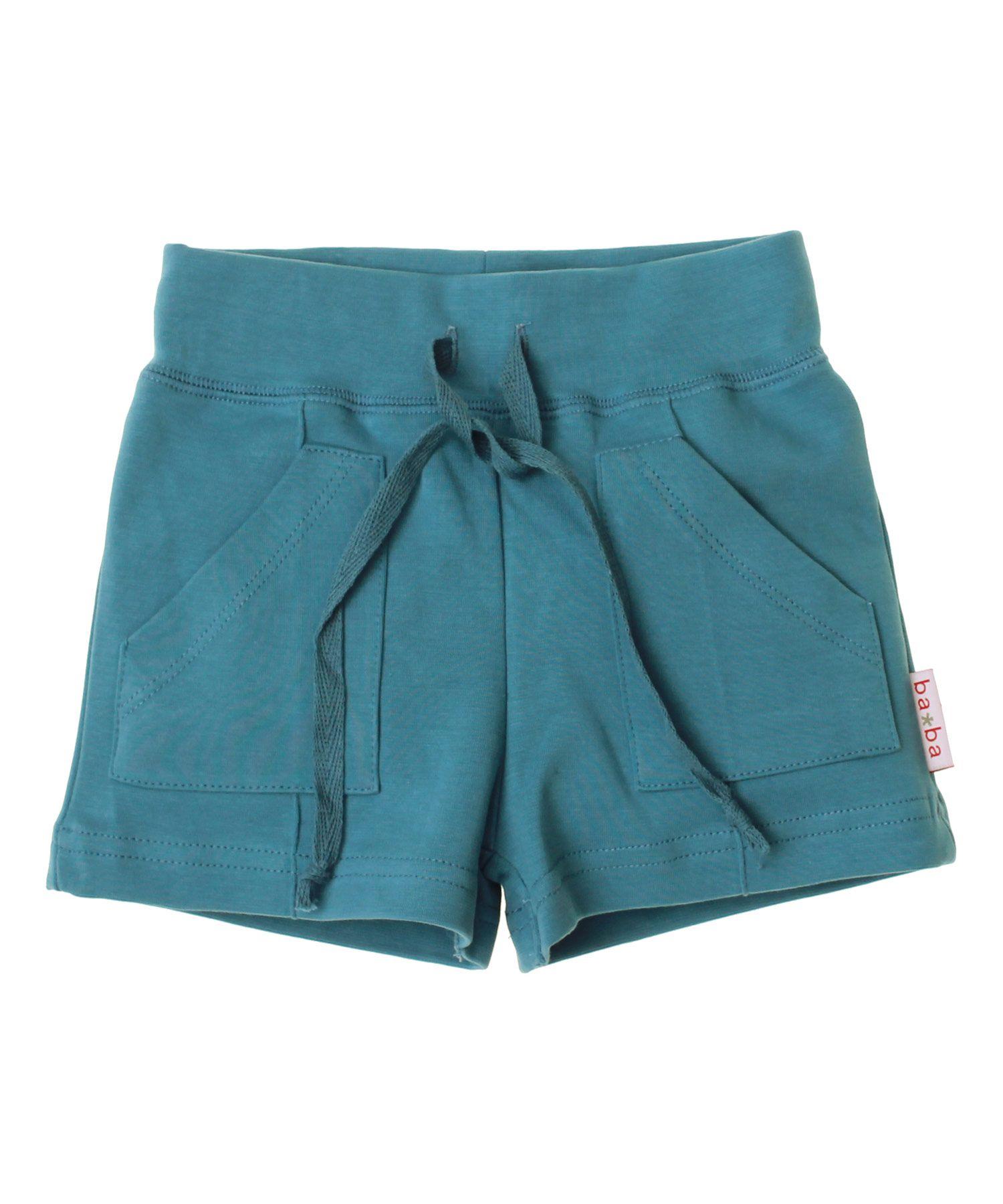 Baba Babywear super funky blue milano pocket shorts. baba-babywear.en.emilea.be
