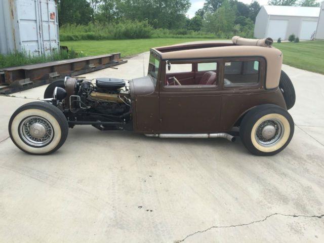 1930 ford model a vicky victoria rat rod cadillac big block cade s rh pinterest com