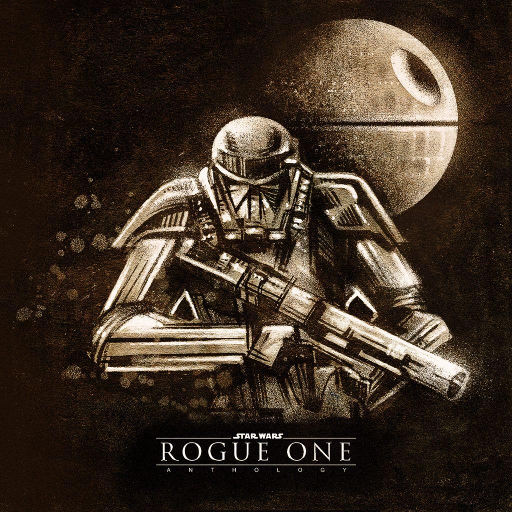 Rogueonekazoomoriposterpossestarwars clonesstormtroopers