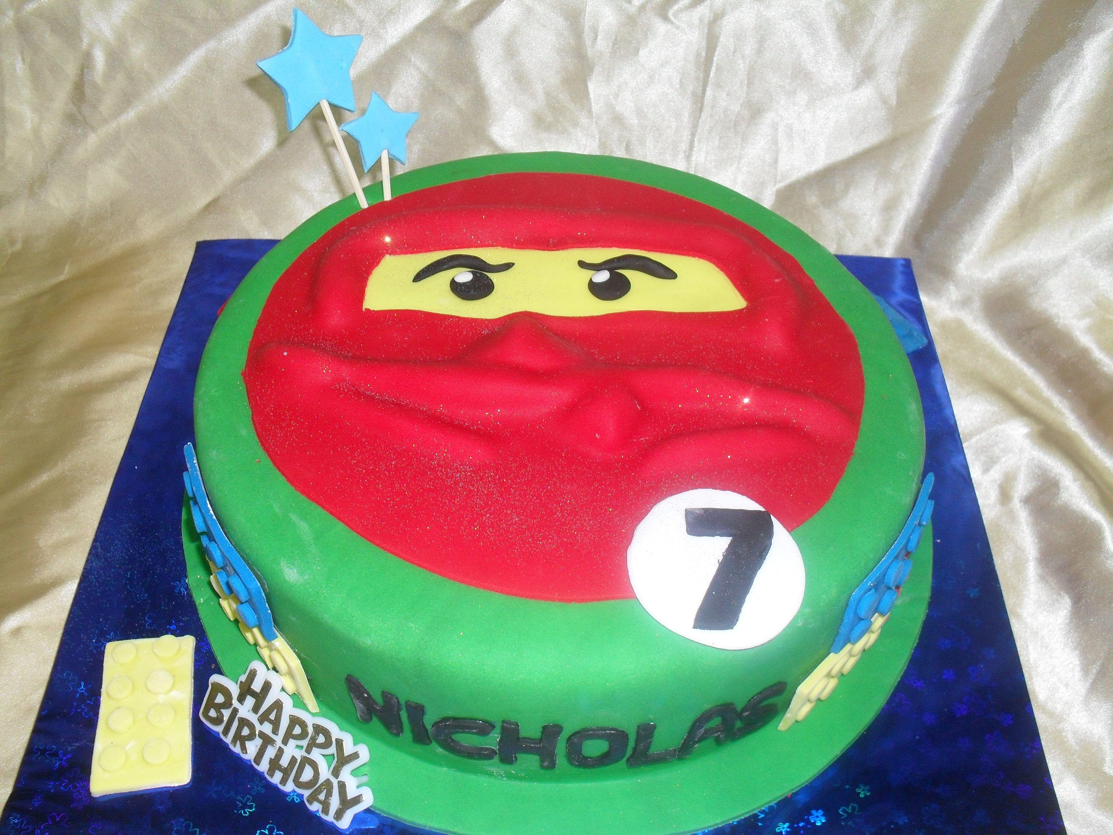 NINJARO BIRTHDAY CAKE wwwfrescofoodsconz frescowooshconz