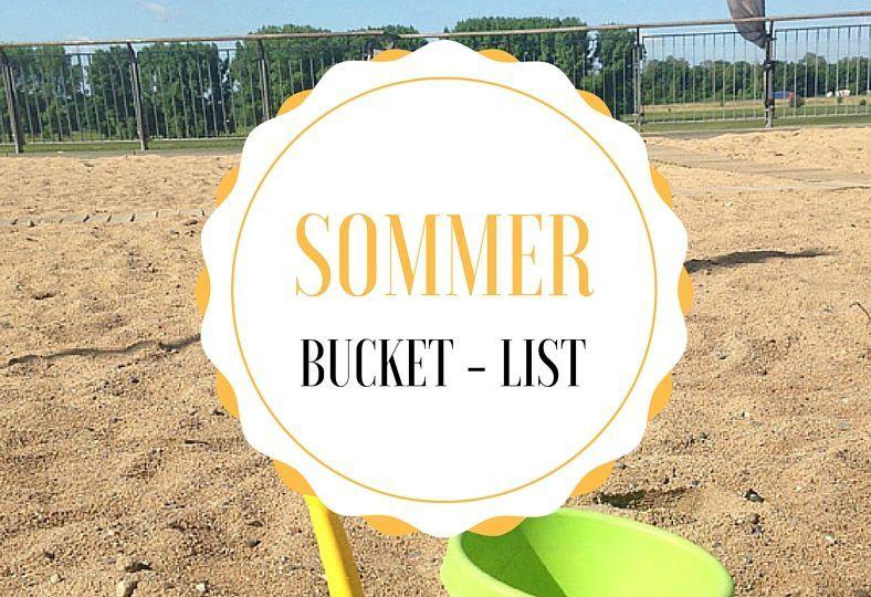 50 Dinge, die wir diesen Sommer mit den Kids machen werden
