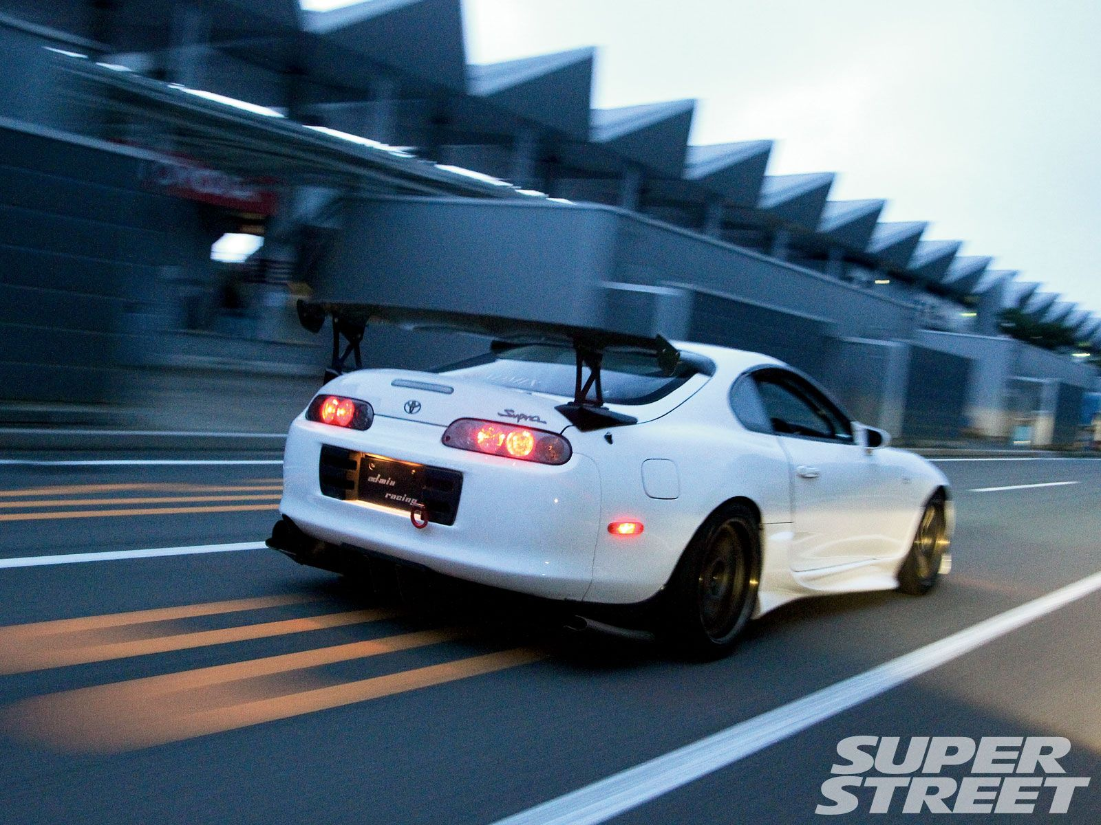 White Supra Wallpaper 1080p 4kp Toyota Pinterest