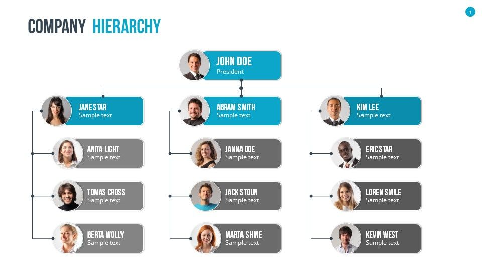 Organizational Chart And Hierarchy Powerpoint Presentation Template Ad Hierarchy Ad C Organizational Chart Organizational Chart Design Organization Chart