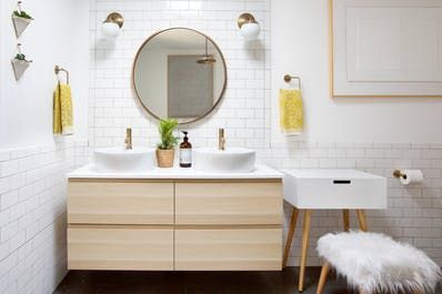 how to budget a bathroom renovation right the first time bathroom rh pinterest com