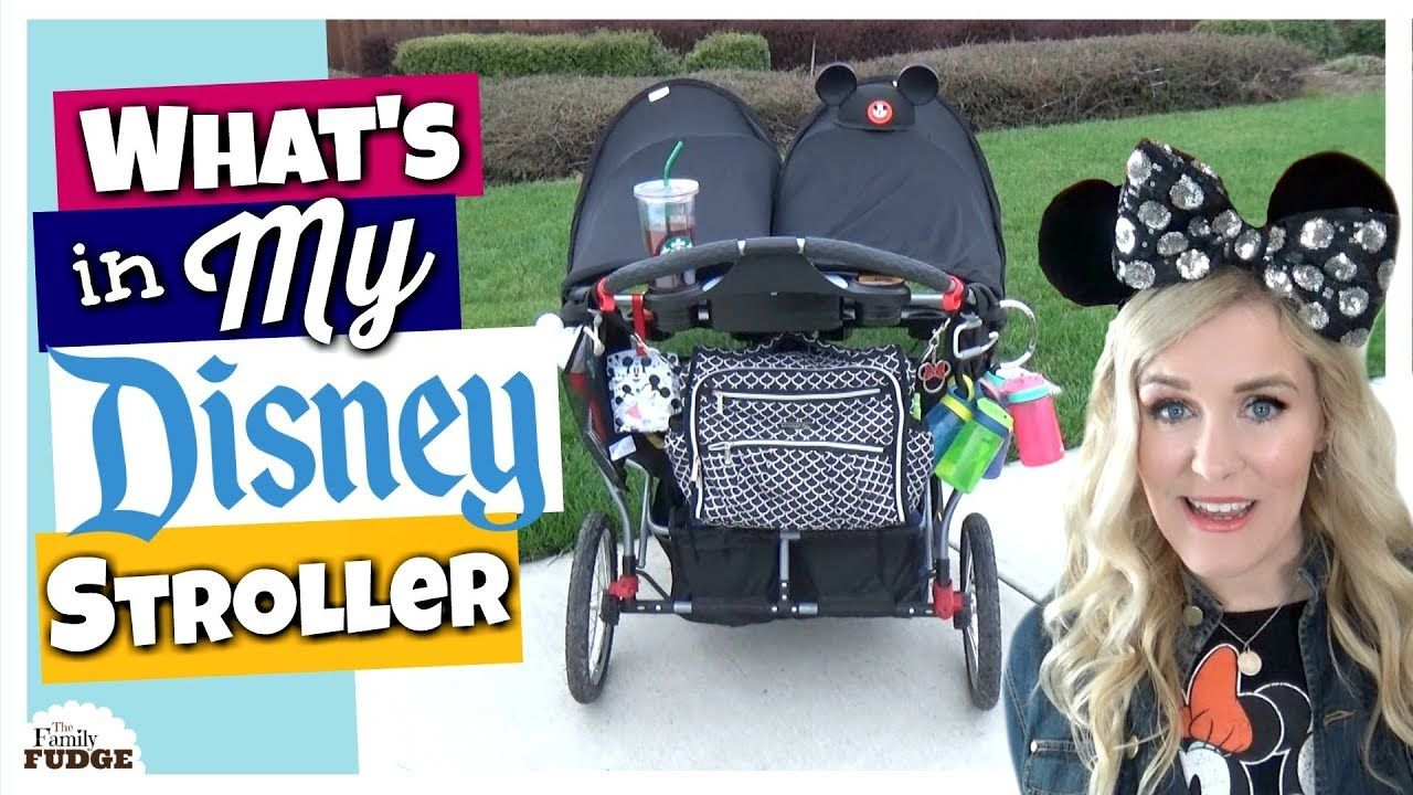 My Decked Out Disney Stroller DISNEY HACKS