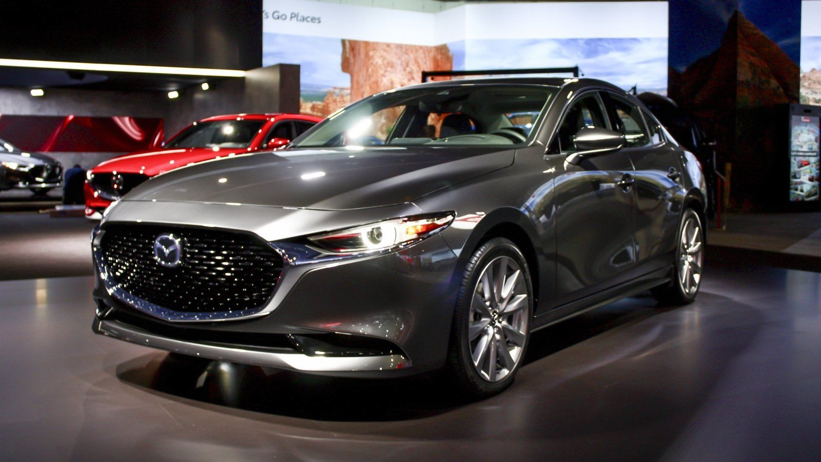 2019 Mazda 3 Sedan Mazda 3 sedan, Mazda cars, Mazda