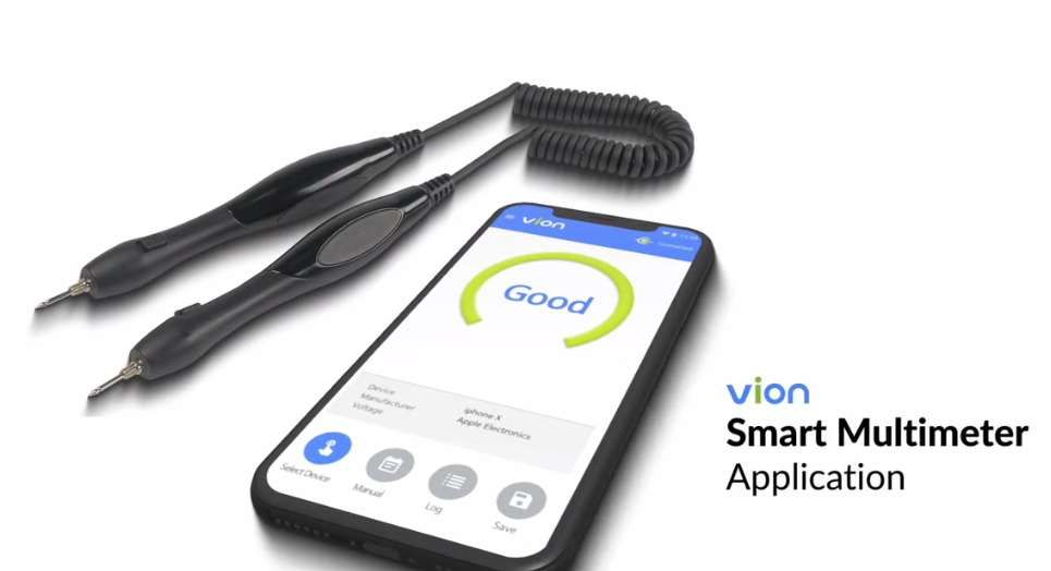 Vion, le multimètre connecté Bluetooth des électroniciens 20 ! - - air conditionne maison prix