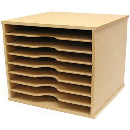 Meuble Papier Scrap | Craft Rooms | Pinterest | Scrap, Bureau Et