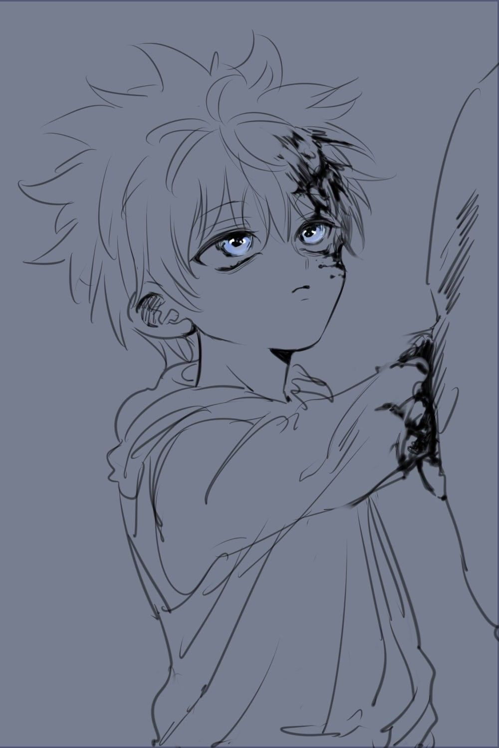 Killua Hunter X Hunter