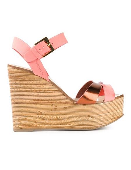 Sandales Compensées Sergio Rossi 9SNc5
