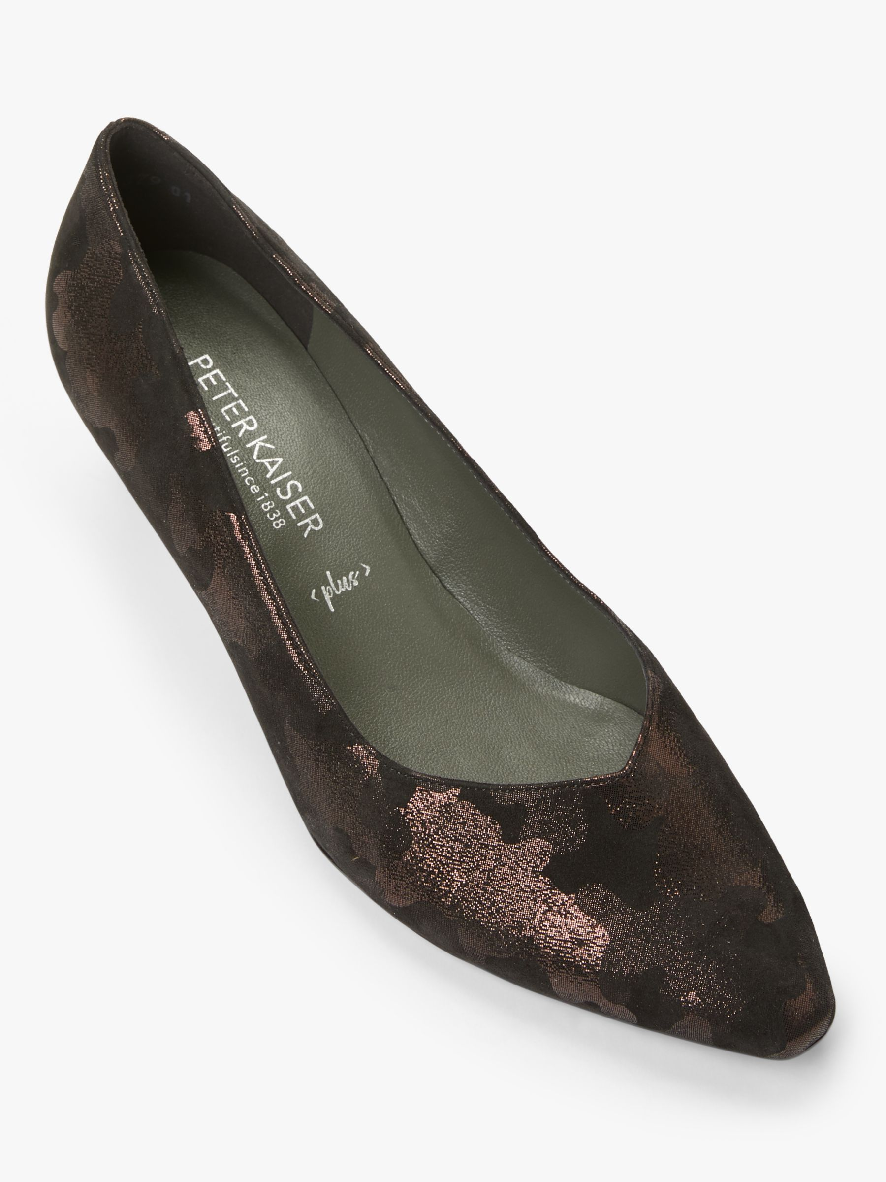 Peter Kaiser Silke Cloud Pointed Toe Court Shoes | Products