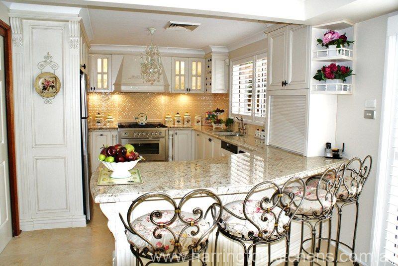 French Provincial Kitchen Design Harrington Kitchens