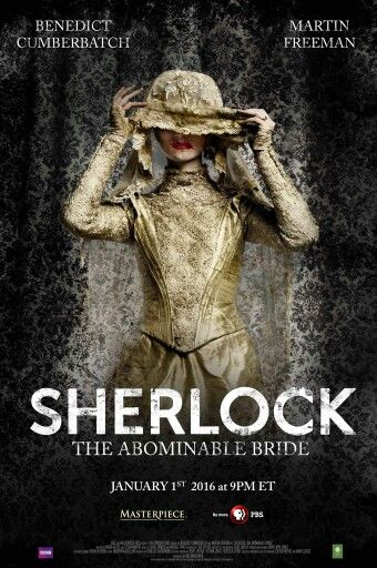 "SHERLOCK CHRISTMAS SPECIAL ""The Abominable Bride"""
