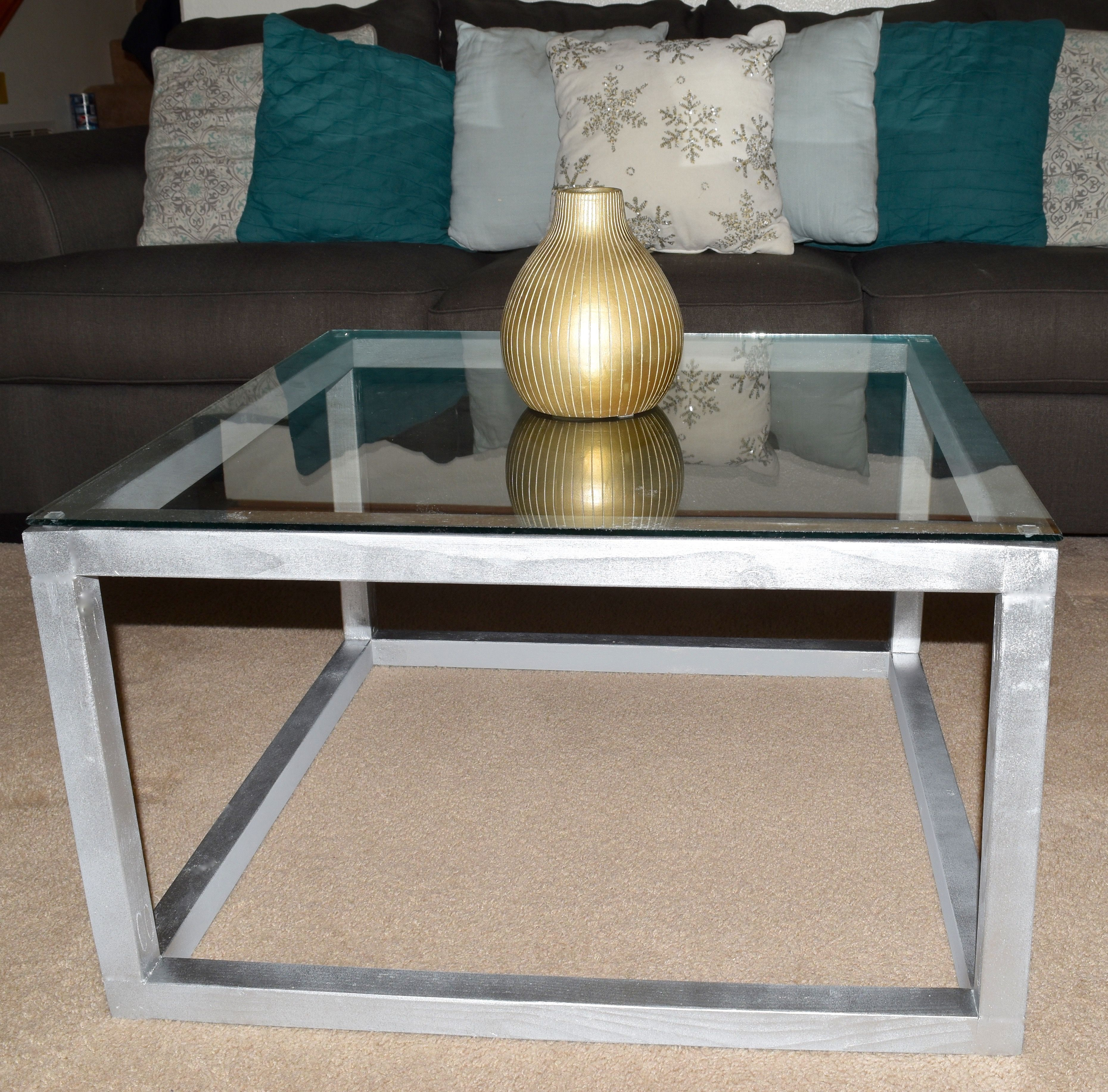 DIY Coffee Table for $8 in Lumber – Find It, Fix It or Build It