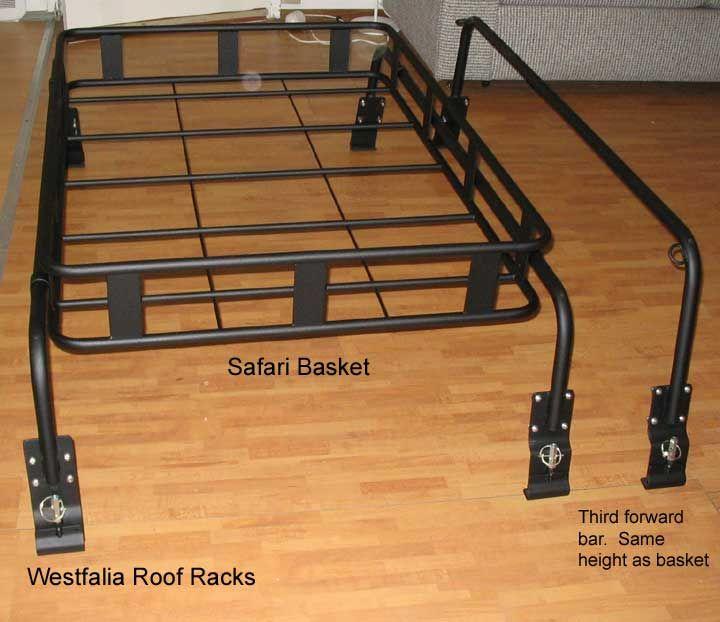 Vw Vanagon Racks And Ladders