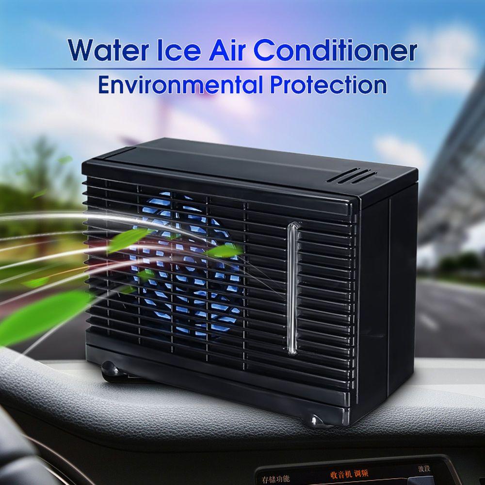 Ventilator Climatizzatore Portatile Auto Car Cooler Air