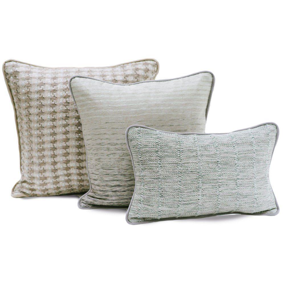 Jude cassidy stream mint woven cushion style green envy pinterest