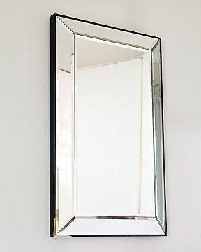suzie mirrors williams sonoma home five panel beveled mirror rh pinterest com