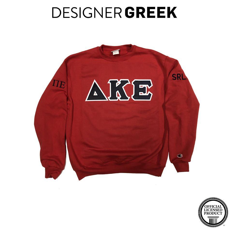 Champion Greek Sweatshirt Sorority Sweatshirts Custom Greek Letters Designergreek Fraternity Sweatshirts Sweatshirts Champion Crewneck Sweatshirt [ 960 x 960 Pixel ]