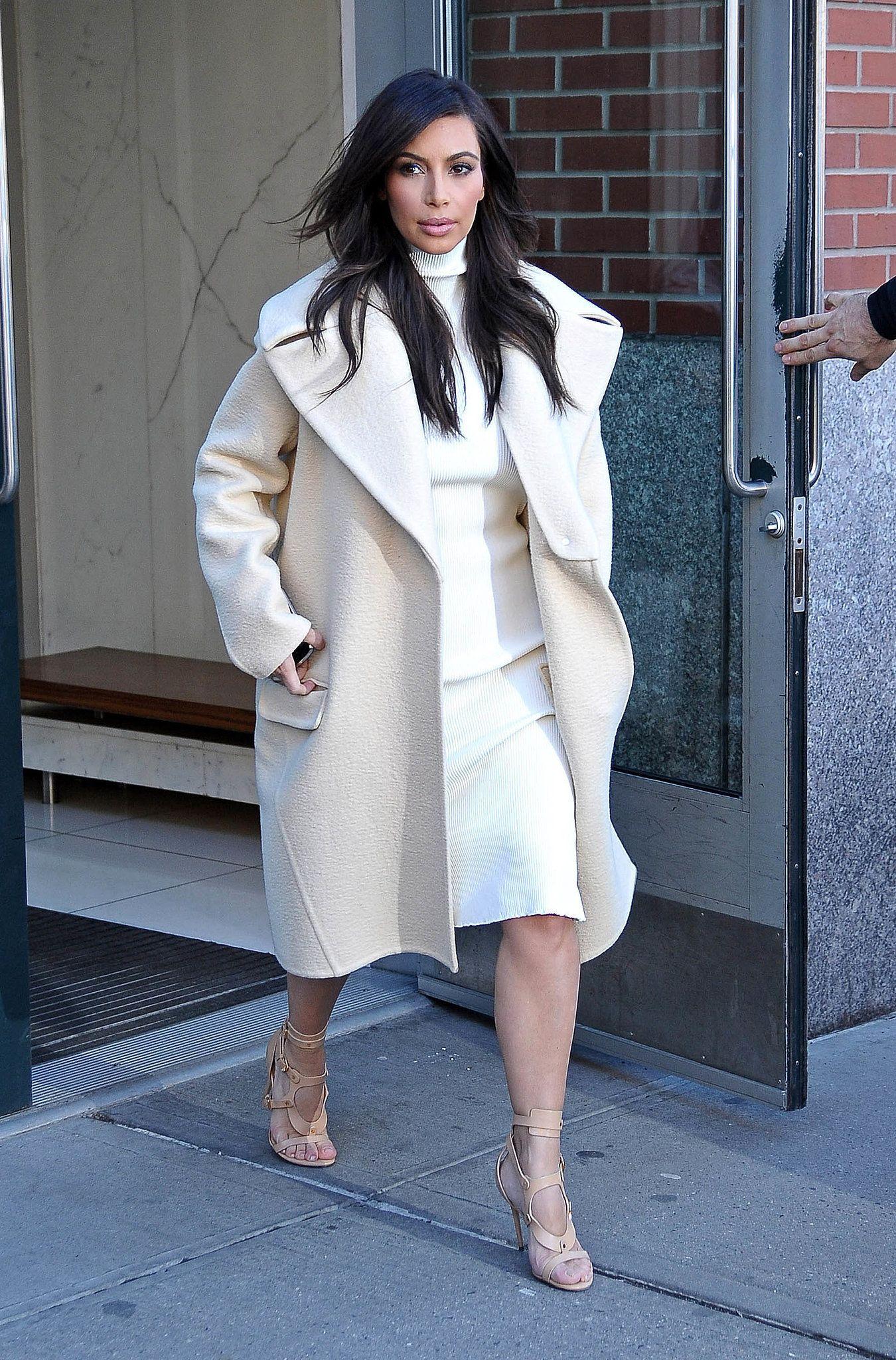 11840c667c2 Kim Kardashian s Coats