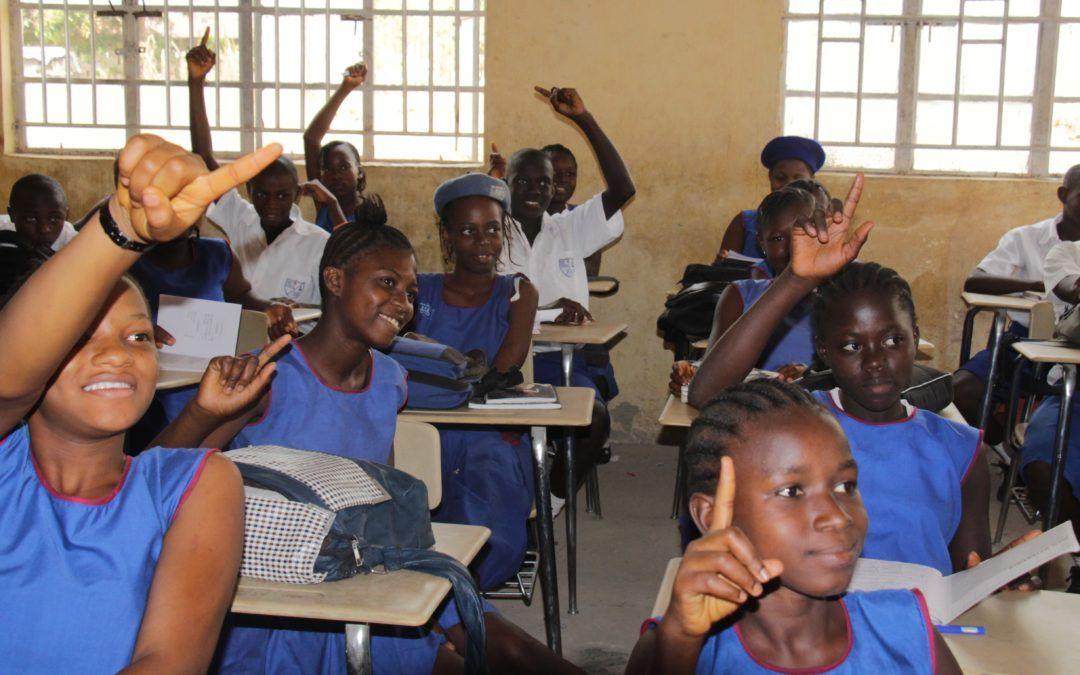 Assisting Children Seeking an Education in subSaharan