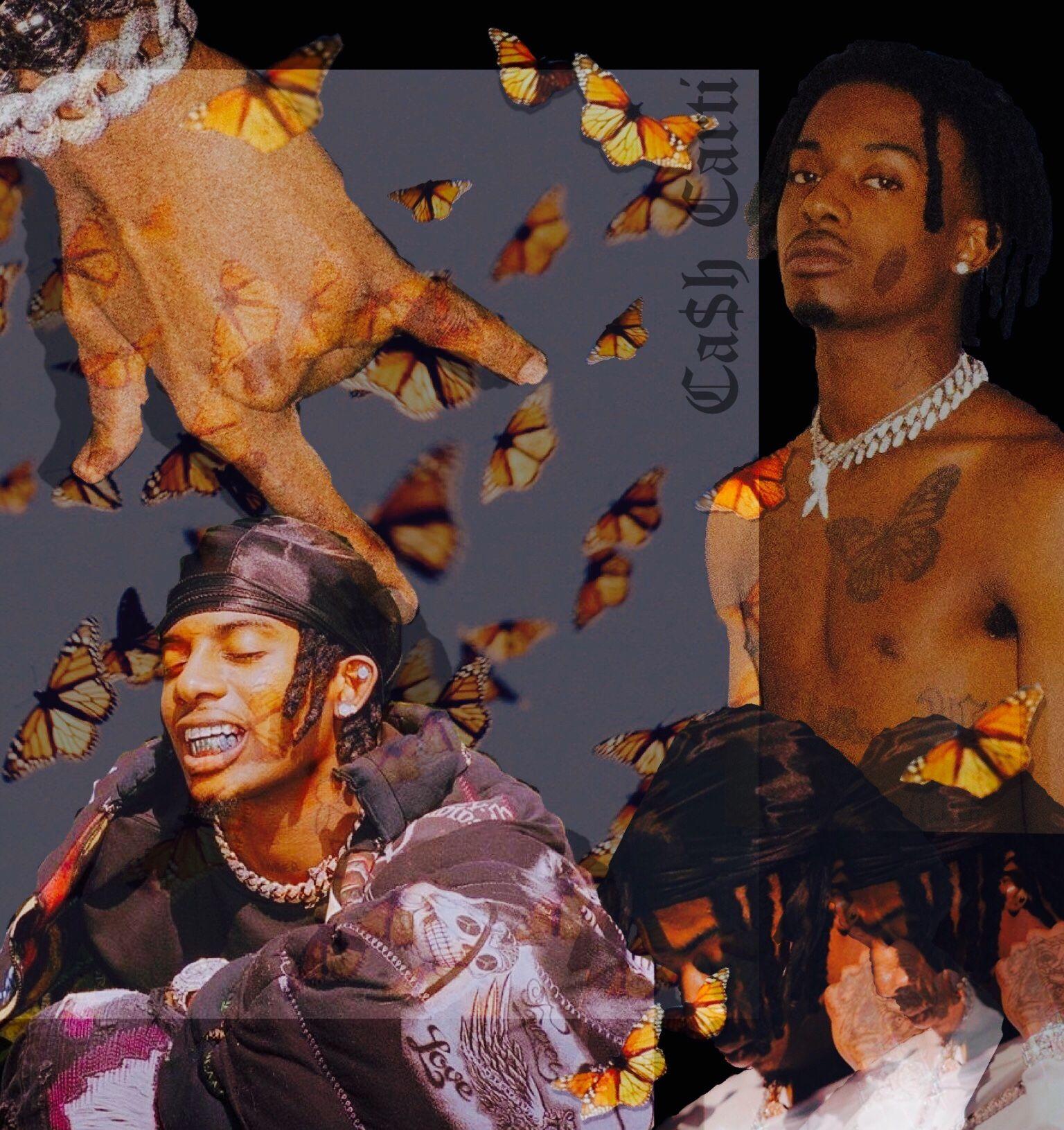 Playboi Carti Edgy Wallpaper Rap Wallpaper Trippy Wallpaper